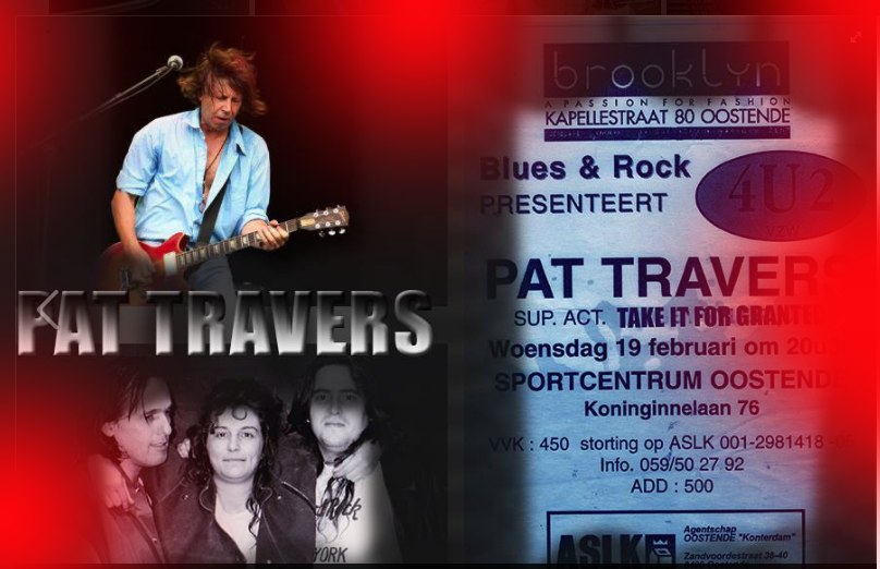 GITAARPLUS Blues Rock Nederland