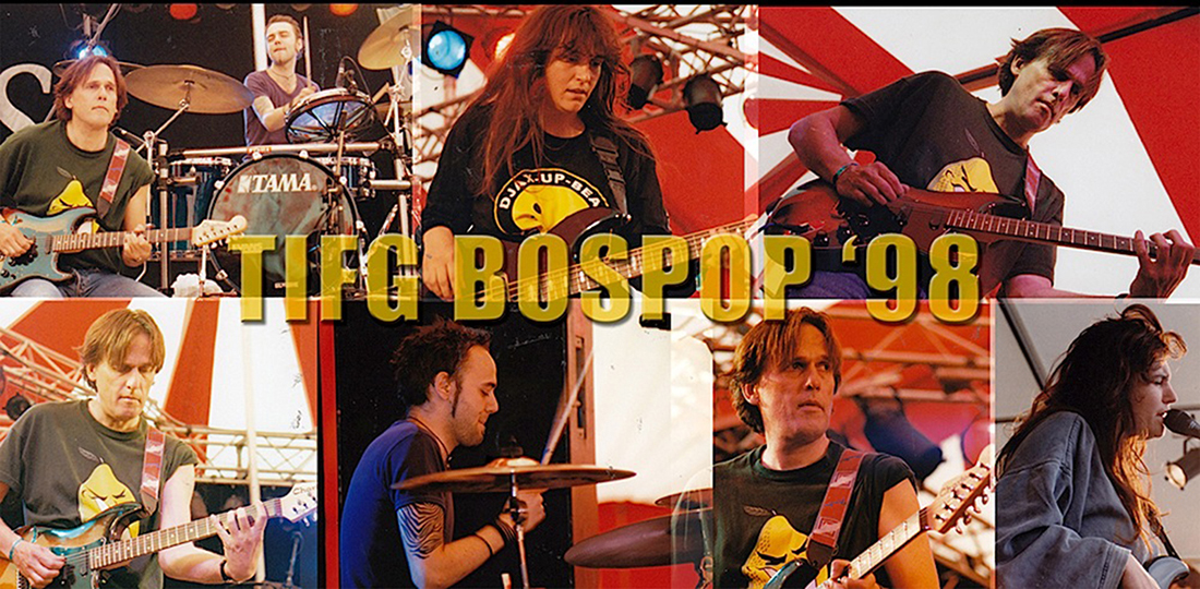 BOSPOP Blues Rock Nederland