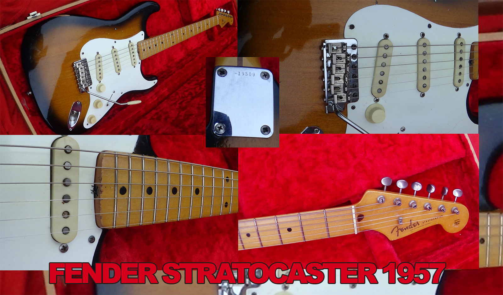 STRAT 57 Blues Rock Nederland