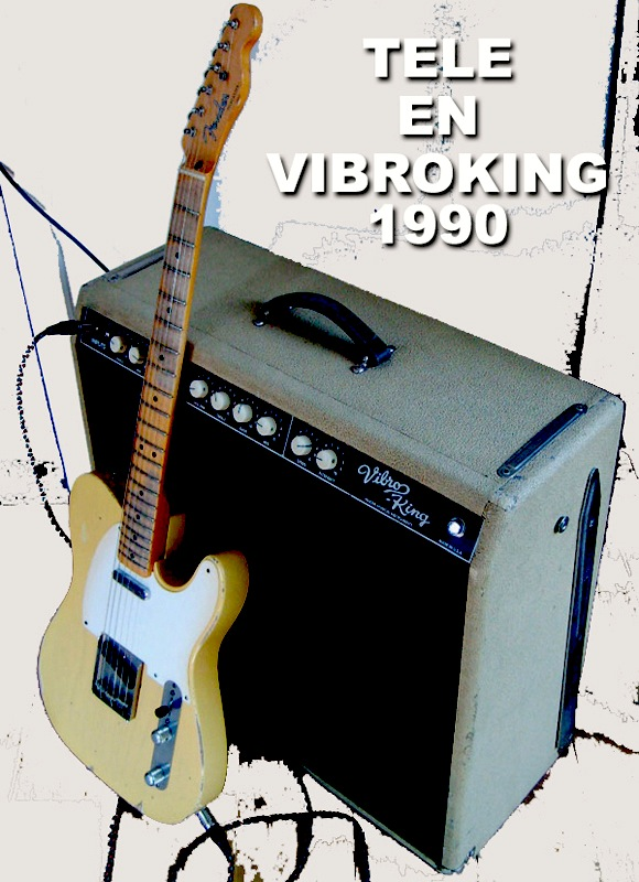 VIBROKING Blues Rock Nederland