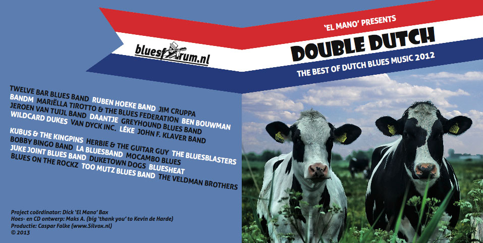 DOUBLE DUTCH Blues Rock Nederland
