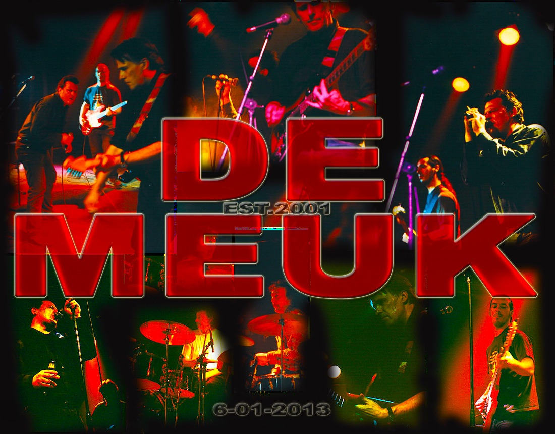 DE MEUK  Blues Rock Nederland